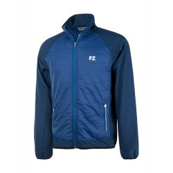 VESTE Player quilted jacket bleu