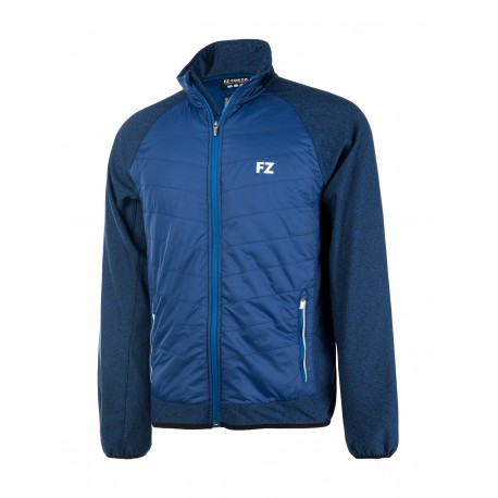 JACKET PLAYER QUILTED ESTATE BLUE