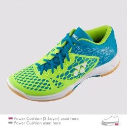 POWER CUSHION 03 MEN BLUE/GREEN