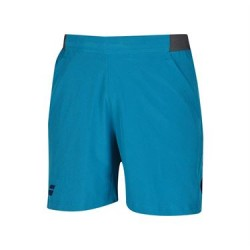 PERF SHORT 7 MEN BLEU MOSAIQUE
