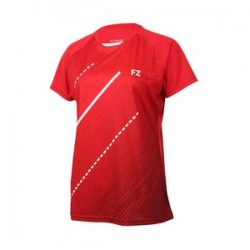 TEE BALI LADY CHINESE RED