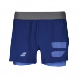 SHORT PERF LADY 2018 BLUE
