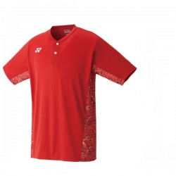 YONEX POLO INTERNATIONAL ROUGE HOMME