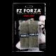 Towel grip Forza gris