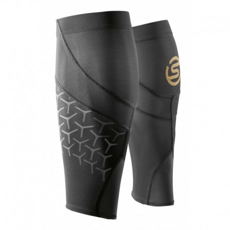 COMPRESSION MOLLETS RECOVERY SKINS BLACK