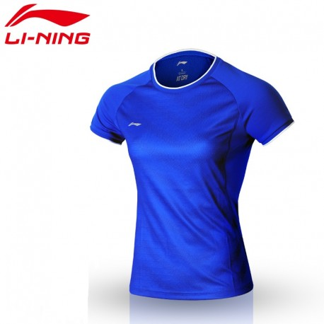 TEE SHIRT AYM024 ALL ENGLAND LADY BLUE