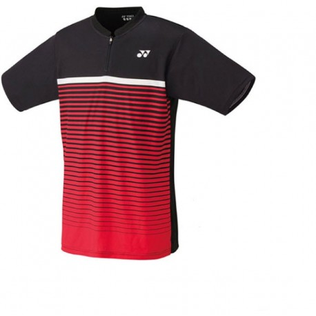 POLO 10220EX MEN RED/BLACK