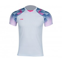 LI-NING SHIRT WHITE FLOW