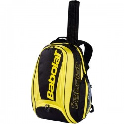 BACKPACK PURE LINE 2019 BLACK/YELLOW