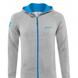BABOLAT SWEAT CORE HOOD MEN GRIS