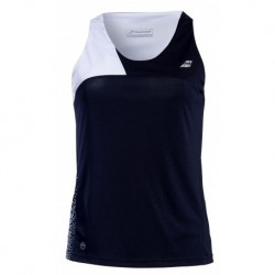 PERF TANK TOP WOMEN NOIR BLANC