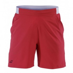 PERF SHORT 7 MEN ROUGE
