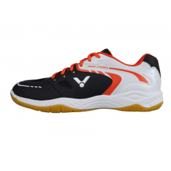 CHAUSSURES VICTOR A190 NOIR BLANCHE