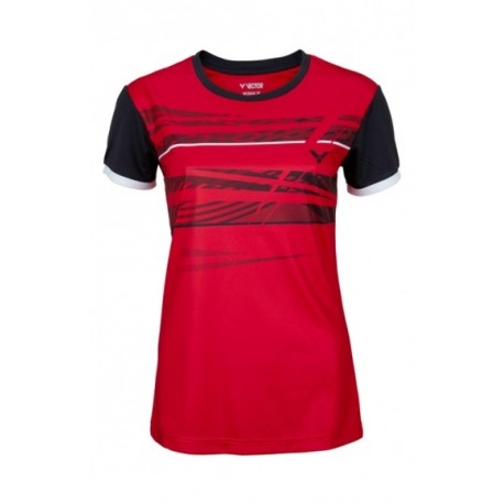 TEE FUNCTION LADY RED
