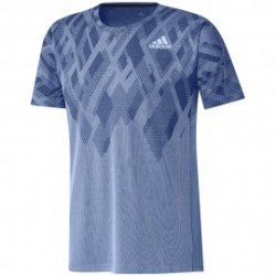 TEE COLOR BLOCK MEN BLUE