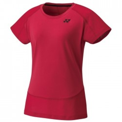 TEE SHIRT 20478EX TOUR ELITE LADY DARK RED