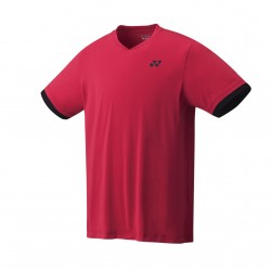 YONEX T-SHIRT TOUR ELITE DARK RED HOMME