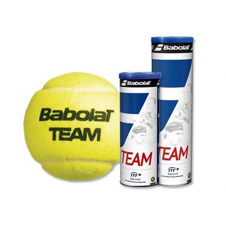 BABOLAT TUBE BALLES TENNIS TEAM