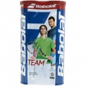 BABOLAT 2X TUBE BALLES TENNIS TEAM