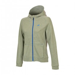 SWEAT CORE HOOD LADY GREY