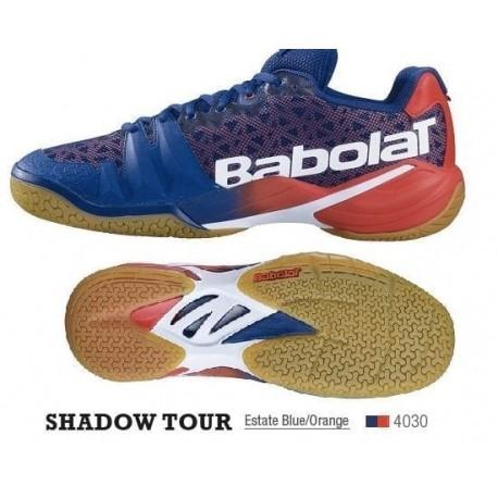 BABOLAT SHADOW TOUR MEN ESTATE BLEU/ORANGE 2020