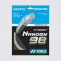 NANOGY 98 YONEX GARNITURE COSMIC OR