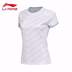 TEE SHIRT AAYM 024 ALL ENGLAND LADY WHITE