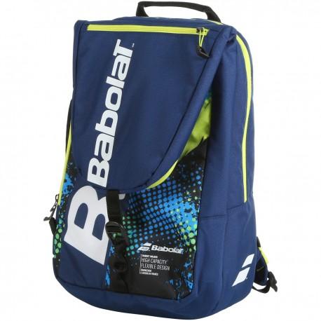 BACKPACK TOURNAMENT BAG BLUE/GREEN