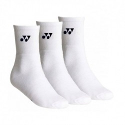 SOCK LONG 8422 MEN X3 WHITE
