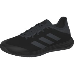 ADIZERO FASTCOURT MEN BLACK
