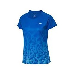 TEE SHIRT AAYQ066-4C LADY BLUE