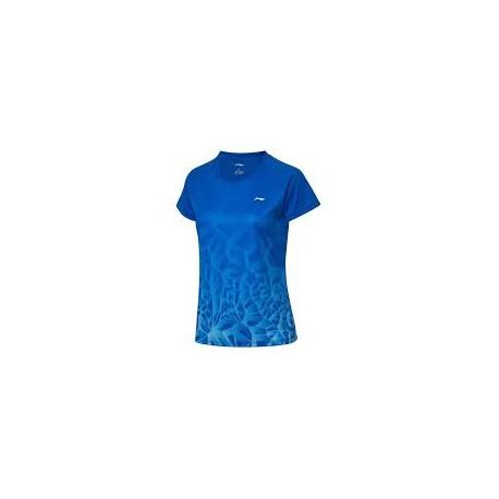 TEE SHIRT AAYQ066-4C LADY BLUE