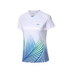 TEE SHIRT AAYQ074-2C LADY WHITE