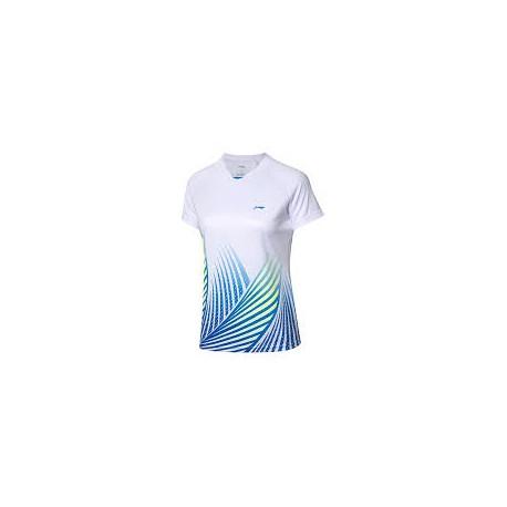 TEE SHIRT AAYQ074-2C LADY WHITE