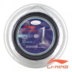 LI-NING BOBINE NO 1 NOIR ( 200 M)