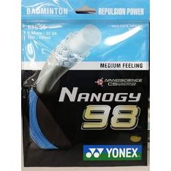 NANOGY 98 YONEX GARNITURE BLEU