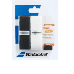 TOWEL GRIPS X2 BABOLAT BLACK/WHITE